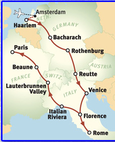 Best Of Europe Tour - Best europe tours